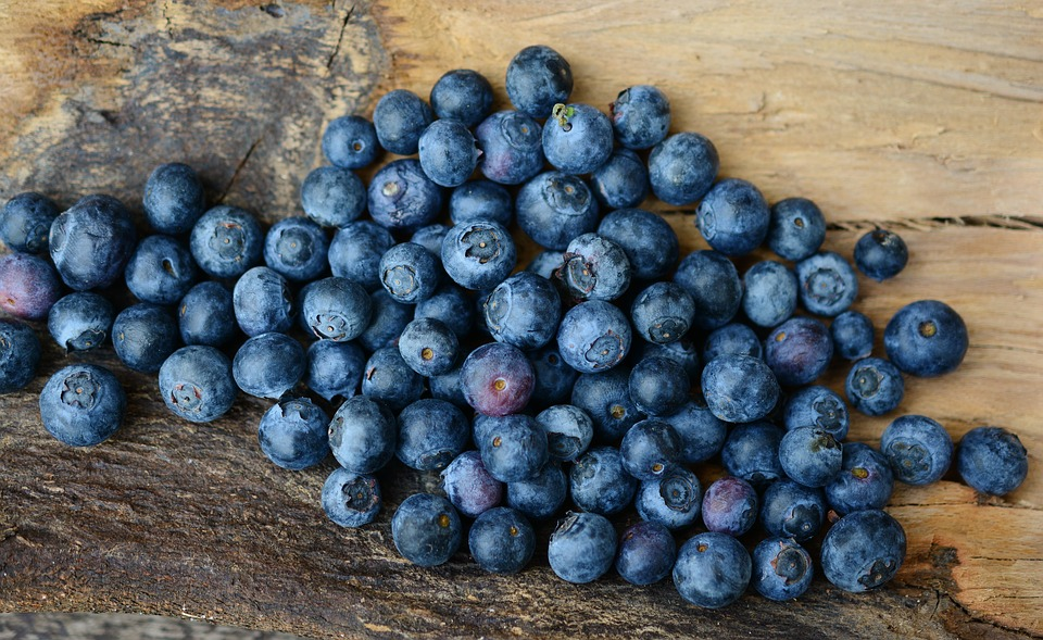 Frukt og bær har helsemessige fordeler